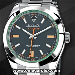 Rolex Milgauss Gv 116400