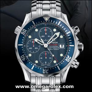 Omega Seamaster Models